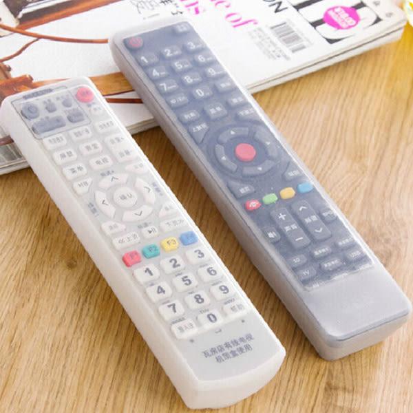 【BlueCat】電視音響冷氣矽膠透明遙控器套