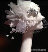 面具假面舞會意大利白色羽毛蕾絲面具公主女派對聚會時尚聖 大宅女韓國館