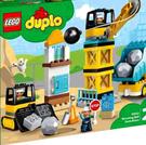 [COSCO代購] W131438 Lego 得寶系列施工現場組 10932