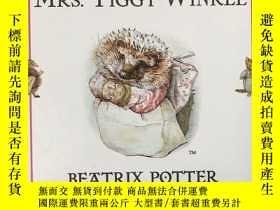 二手書博民逛書店罕見MRS.TIGGY-WINKLEY385059 BEATRIX POTTER Penguin Books