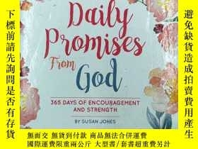 二手書博民逛書店Daily罕見Promises fromY19139 Susan Jones Good Books ISBN: