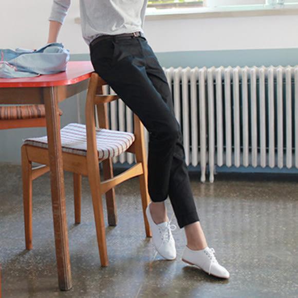 長褲春夏韓版新款女褲子顯九分褲修身職業工裝褲女百搭直筒休閒褲女
