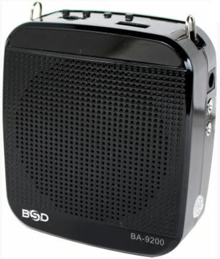 [ 中將3C ]  BSD 腰掛式擴音機 BA-9200