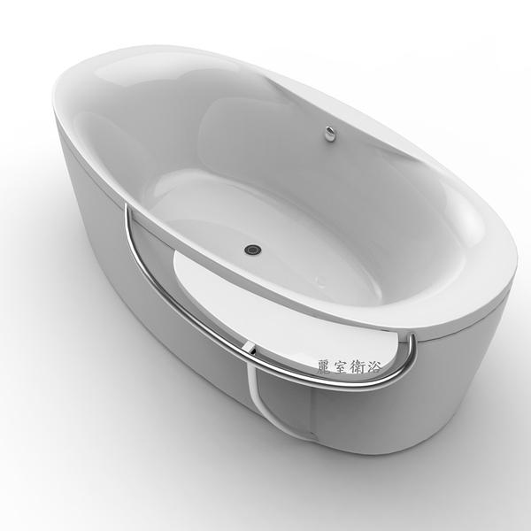 【麗室衛浴】美國KOHLER Presqu'ile壓克力獨立式浴缸 K-15332T