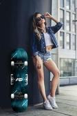 AD滑板初學者成人男女生青少年兒童