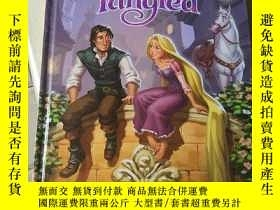 二手書博民逛書店Tangled罕見(Disney Tangled) (Read-