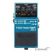 BOSS PS-6 移調效果器 【PS6/Harmonist /電吉他單顆效果器/四種效果】