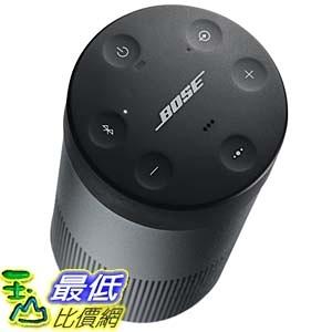 [106美國直購] Bose SoundLink Revolve 可攜式360°揚聲器 (黑)