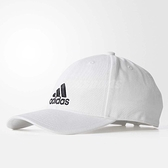 adidas 帽子 6-Panel 六分割帽 老帽 白 黑 男女款 可調整 白色【ACS】 S98150