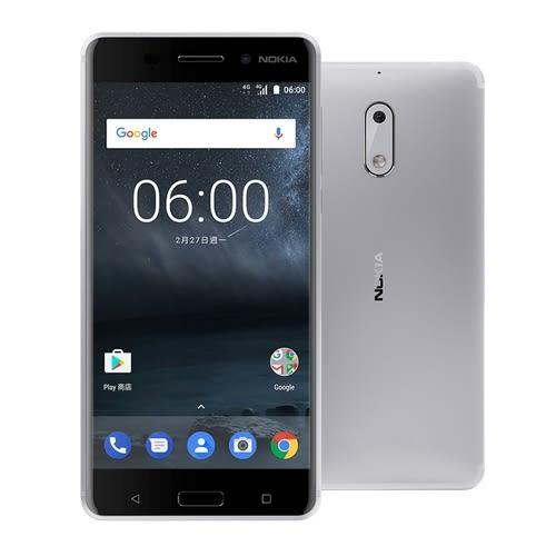 福利品-Nokia 6 (4G/32G) 5.5吋LTE智慧型手機