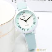 正韓手錶正韓時尚簡約小清新可愛女學生手錶復古女錶原宿風小錶盤女生手錶 快速出貨