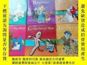 二手書博民逛書店Rapunzel罕見外文兒童繪本 6本合集Y273911 publishing 出版2008