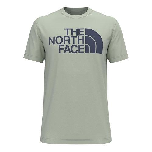 The North Face 男圓領T恤衫(霧綠色)