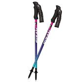 [好也戶外] FIZAN 超輕三節式健行登山杖2入特惠組/漸層點 No.FZS20.7102.DG