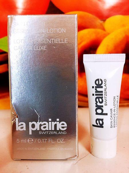 La Prairie 魚子美顏肌底前導精華 5ML 百貨公司專櫃貨 (旅行用)