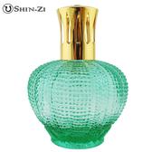 (貝殼-淺綠) 大玻璃瓶 香薰瓶 薰香瓶 精油瓶