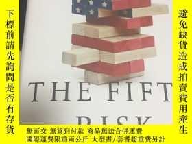 二手書博民逛書店The罕見fifth riskY56429 Michael le