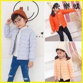 兒童羽絨外套 寶寶衣服羽絨棉服裝棉衣內膽嬰兒小棉襖