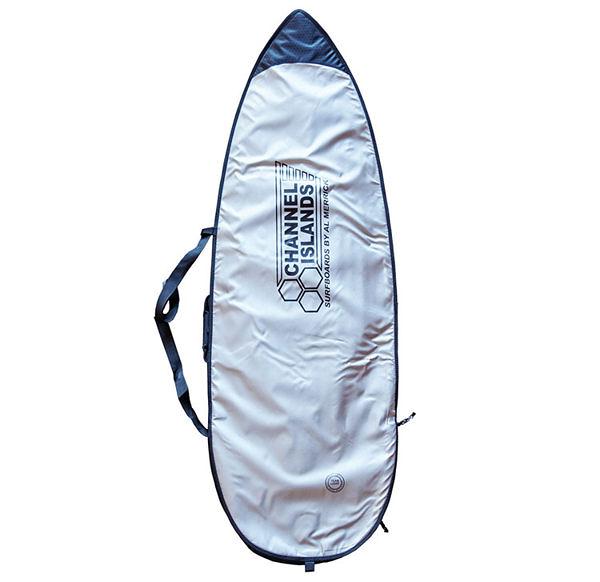 Channel Islands 專業衝浪配件:6尺4 TEAM LIGHT BAG 輕盈板袋 - (銀)