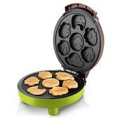 蛋糕烘焙機家用迷你蛋糕機多功能薄餅機家用餅皮機igo 雲雨尚品