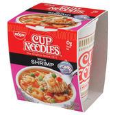 美國進口 NISSIN(日清)-海鮮杯麵(64gx12杯)
