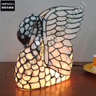INPHIC-憂傷的白天鵝純手工藝術品檯燈客廳裝飾兒童房賀禮物小夜燈造型燈造型夜燈_S2626C