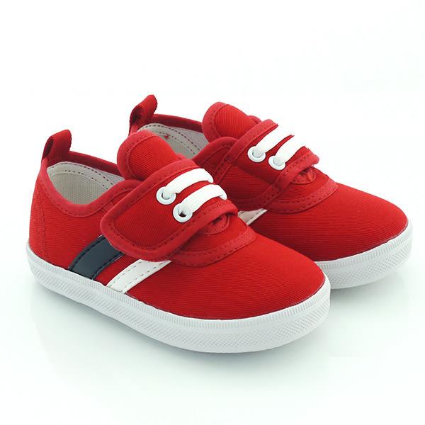 帆布鞋 小童 巴布豆帆布 休閒鞋 BOB-168
