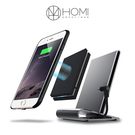 HOMI CORESTAND 立式手機 IPHONE 8 X 兼容所有Qi標準手機 QI無線充電座 現貨
