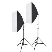 凱林攝影棚補光燈拍照柔光燈箱產品拍攝道具套裝小型便攜器材 9號潮人館