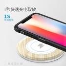 奧睿科iPhoneX無線快充雙線圈充電模...
