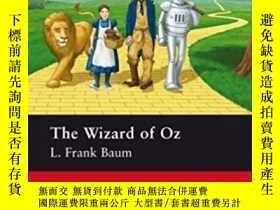 二手書博民逛書店The罕見Wizard of Oz 綠野仙蹤Y335736 Ma
