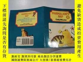 二手書博民逛書店marmalade s罕見nap:果醬小睡Y212829
