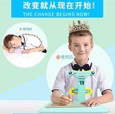 防小孩坐姿矯正器小學生兒童寫字姿勢視力保護架糾正支架儀學生用