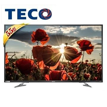 TECO 東元  TL55U1TRE 55吋 4K 液晶顯示器+視訊盒 Smart連網