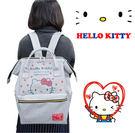 凱蒂貓 口金後背包 kitty 日本正版...