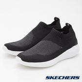 SKECHERS 男鞋 健走系列 GO STRIKE 襪套式輕量- 黑 54211BKW