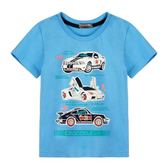 『小鱷魚童裝』跑車印花T恤(01號~08號)533441