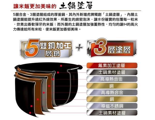 TIGER虎牌10人份高火力IH多功能電子鍋JKT-S18R