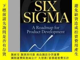 二手書博民逛書店Design罕見For Six Sigma: A Roadmap