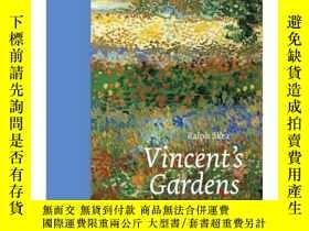 二手書博民逛書店Vincents罕見Gardens: Paintings and DrawingsY237948 Ralph