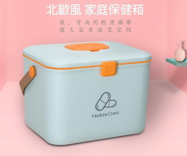 【EMS軍】Medicine Chest 簡易家庭醫藥箱/保健箱