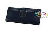 ZODENCE 簡約俐落多分層長夾 深藍 Z14H515A01E9
