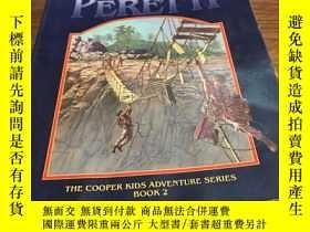 二手書博民逛書店Escape罕見from the island of aquariusY429456 Frank perett