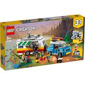 樂高積木 LEGO《 LT31108 》創意大師 Creator 系列 - 家庭假期露營車 / JOYBUS玩具百貨