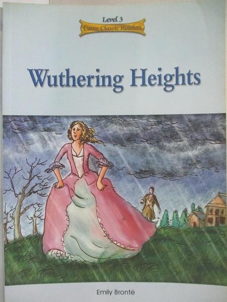 【書寶二手書T5/語言學習_HGA】Wuthering Heights_Emily Bronte