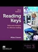 二手書 《Reading Keys: Skills and Strategies for Effective Reading. Student book》 R2Y ISBN:9780230724853
