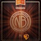 【缺貨】DAddario NB1047 鎳銅民謠吉他弦 (10-47)【吉他弦專賣店/進口弦/NB-1047/DAddario】