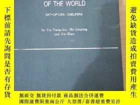 二手書博民逛書店A罕見synonymic catalogue of grasshoppers and their allies o