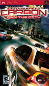 PSP  Need for Speed Carbon Own the City Greatest Hits  極速快感:玩命山道(美版 )
