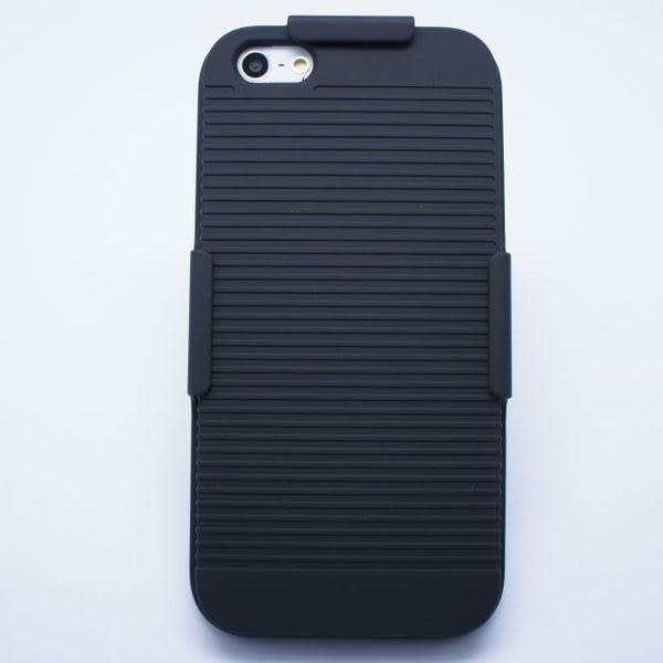韓國夾子 蘋果iphone 5 手機保護套 商務個性支架 保護殼 皮帶夾